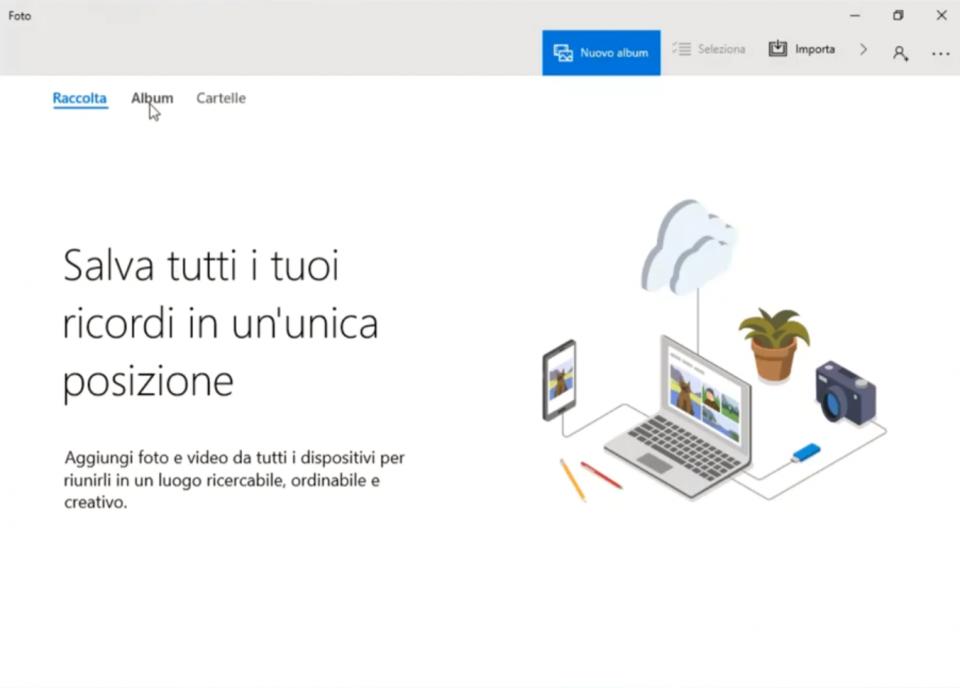 Programmi per modificare foto di Windows