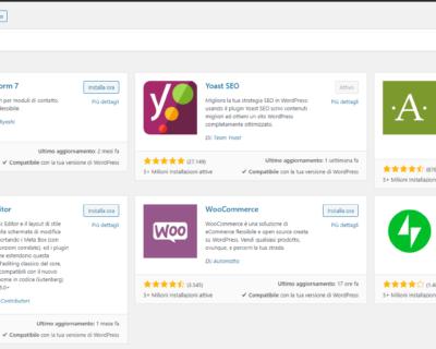 Come scegliere i plugin per WordPress