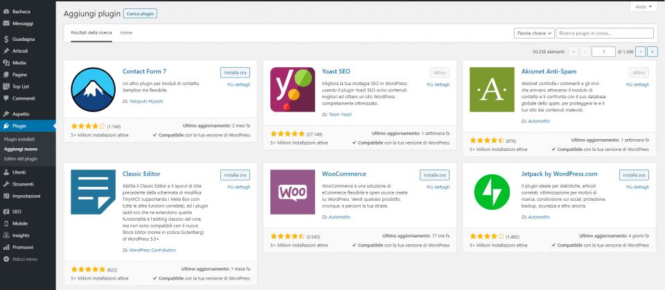 Quando scegliamo un plugin per WordPress dobbiamo stare attenti ad alcune cose.