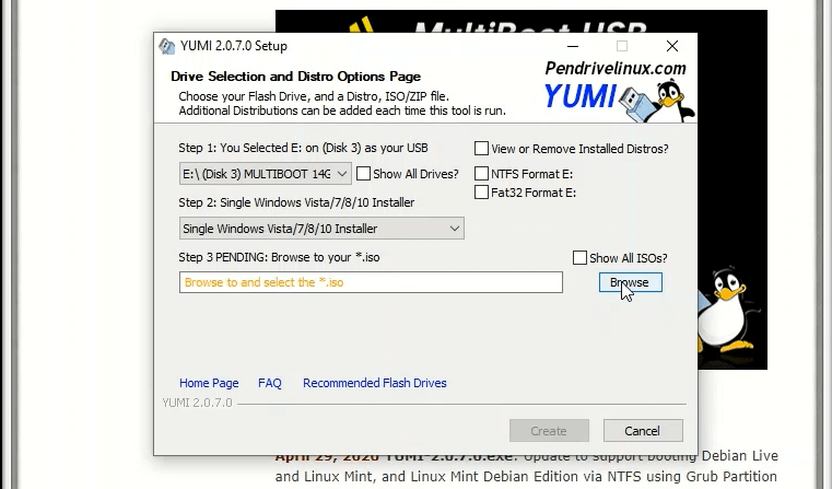 Yumi: Come creare un multiboot USB