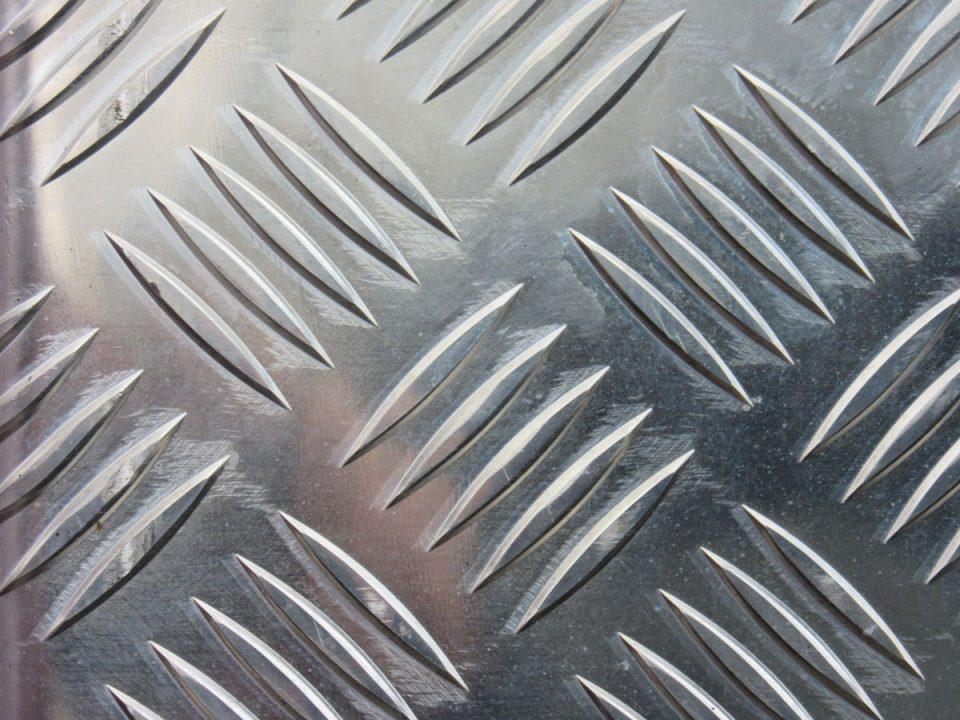 Esempio di alluminio