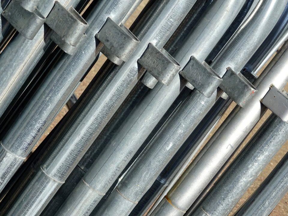 Tubi di alluminio