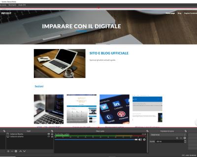Come usare OBS per registrare lo schermo del computer