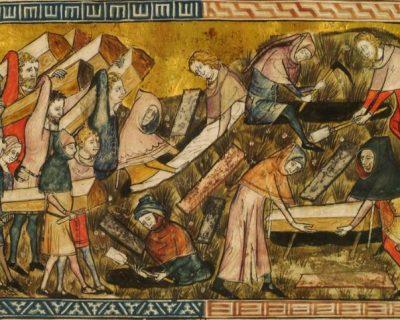 Peste nera: riassunto, caratteristiche e diffusione nella storia