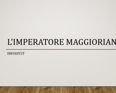 Maggioriano, imperatore romano d'Occidente