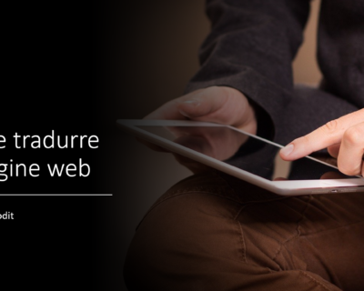 Tradurre una pagina web