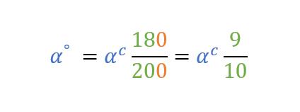 Come convertire i centesimali in decimali e sessagesimali