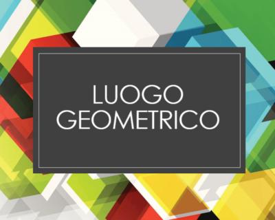 Luogo geometrico