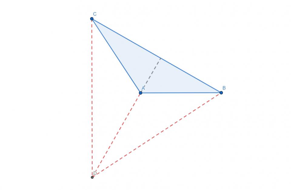 ortocentro triangolo ottusangolo