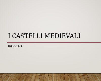 I castelli del Medioevo