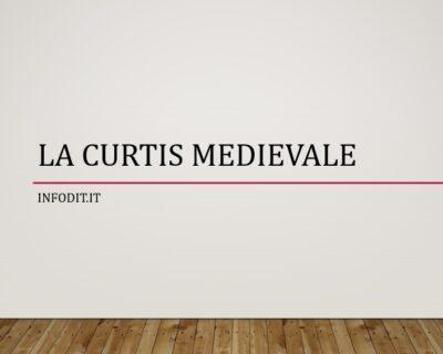 La Curtis: proprietà terriera del Medioevo