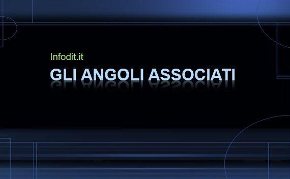 Gli angoli associati