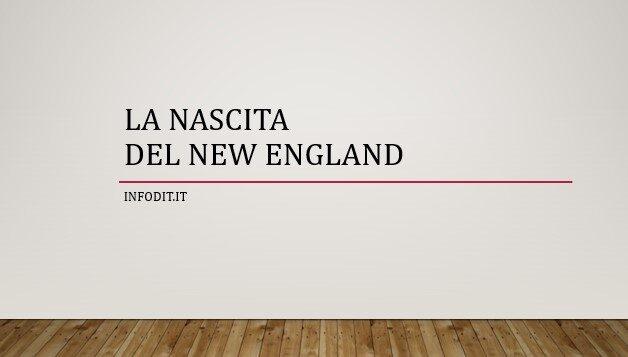 Il New England
