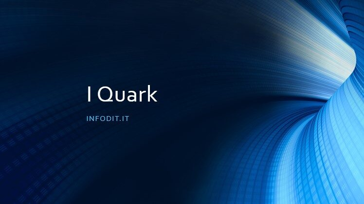 I quark