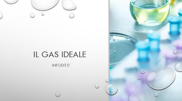Il gas ideale