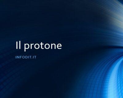Il protone